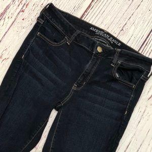 American Eagle Jegging Jeans sz 8 Short